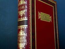 1988 ROMA. EDIZIONE LIMITATA DI PREGIO IN PELLE SU EDIZIONE DEL 1879 TREVES