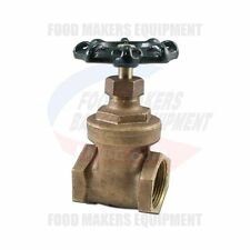 "LVO Pan Washer FL36FT Drain Valve: 1-1/2"". 510-5000."