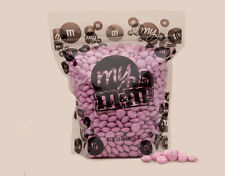 Light Pink M&M'S Milk Chocolate Candies - 2lb Bag, Approx 1,000 Pieces