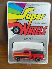 (S3) YATMING SUPER WHEELS HONG KONG MADE circa.1977 / PICK UP TRUCK CHEVROLET 2