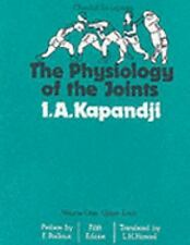 Physiology of the Joints (Upper Extremities), Kapandji MD, I. A., Good Book