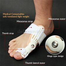 Footful Hallux Valgus Big Toe Bunion Straightener Splint Corrector Pain Relief T
