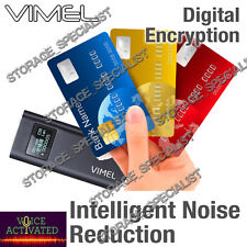 Mini Voice Recorder Listening Device Voice Activated Dictaphone No Spy Hidden
