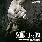 "NEW SEALED ""'Schindler's List"" Soundtrack   (G)"