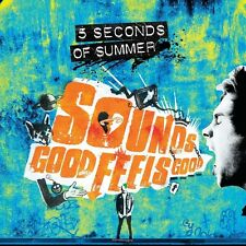 5 Seconds of Summer Sounds Good Feels Good Target Exclusive - Blue Cover Deluxe