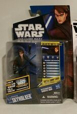 Star Wars 2011 The Clone Wars #45 Anakin Skywalker MOMC!!!!!