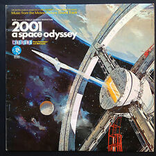 Stanley Kubrick 2001:SPACE ODYSSEY film soundtrack OST LP 1968 Karl Bohm Strauss