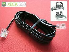 Official Microsoft Wireless Racing Wheel - Xbox 360 - Pedals Wire Connector 2m