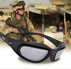 New Airsoft Army Hunting Tactical Shooting Glasses ride Riding Glasses w/ 4 lens