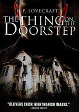 H.P. Lovecraft's The Thing on the Door Step (DVD, 2014) Brand New Horror