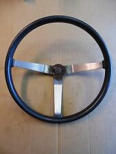 Factory Steering Wheel Jeep CJ5 CJ7 Cherokee YJ Comanche Scrambler Dark grey