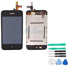Black for iPhone 3GS Replacement Part Touch Screen Glass Digitizer LCD Display