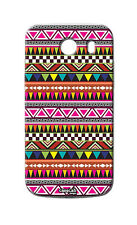 COVER CASE PROTETTIVA PINK AZTEC ROSA PER SAMSUNG GALAXY ACE STYLE G310