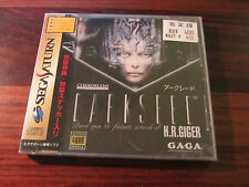 DARKSEED           --  T-18501G --   pour SEGA SATURN / JAP. NEW