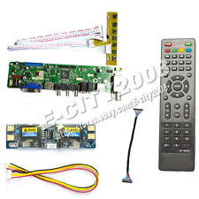 LCD Controller Logic TV Board Kit for CLAA170EA07Q 1280*1024