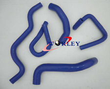 Ford Falcon BA BF XR6 silicone radiator hose KIT BLUE