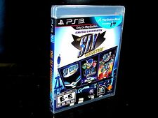 The Sly Collection - SLY 1,2 & 3  (Sony Playstation 3, PS3 MOVE)    ***NEW***