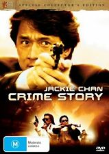 Crime Story (Special Collector's Edition) * NEW DVD * Jackie Chan brand new!!