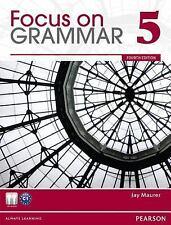 Focus on Grammar No. 5 by Jay Maurer and Irene Schoenberg (2011, Paperback,...