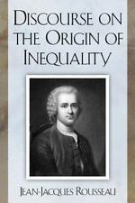 Discourse on the Origin of Inequality by Jean-Jacques Rousseau (2012, Paperback)