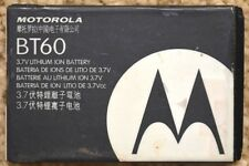 Motorola C168i C290 Clutch i475 Flipout MB511 Battery BT60 OEM