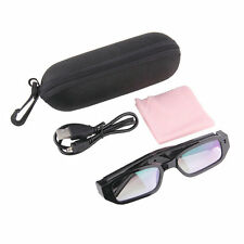Mini HD Glasses Camera Sunglasses Eyewear DVR Video Recorder Cam JL