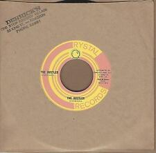 JUNIOR SOUL - THE HUSTLER  - Crystal - BOSS REGGAE CLASSIC MURVIN