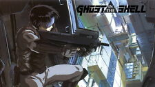 "012 Ghost In The Shell - Mobile Armored Riot Police Anime 43""x24"" Poster"