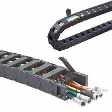 1M, Energiekette 15x30mm,R28,nicht zu öffnen - Schleppkette - Kabelführung