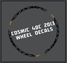 COSMIC CXR 40C style wheelrim decals 700C parts mavic autocollants pour 2 roues