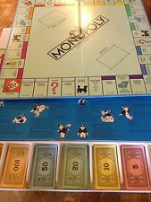 1994 Monopoly Game Complete Good Condition Iron