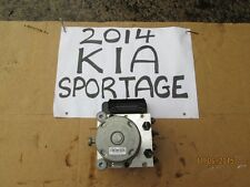 2014 KIA SPORTAGE 1.7 DIESEL 2WD ABS UNIT PUMP MODULE  58920-3U470 BE6003O404