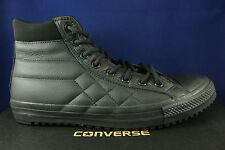 CONVERSE CHUCK TAYLOR ALL STAR CT AS BOOT PC HI BLACK QUILTED 153669C SZ 9.5