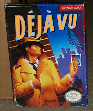 Deja Vu Nintendo Entertainment System Boxed NES