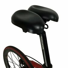 New Dual-pad Comfortable No-nose Hornless Bike Saddle CyclinBicycle Cushion Seat