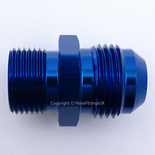 AN -6 AN6 JIC Flare to M16x1.5 METRIC STRAIGHT MALE Hose Fitting Adapter