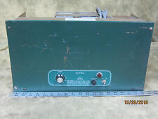 Vintage ALTEC  Theater Amplifier Model 1590C used and Working