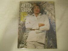 Barry Manilow, Jeff Bridges, Colleen Dewhurst - After Dark Magazine 1976