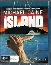 THE ISLAND - MICHAEL CAINE - NEW BLU-RAY - FREE LOCAL POST