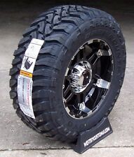 35 12.50 20 TOYO OPEN COUNTRY MT MUD 1250R20 R20 1250R (4) TIRES 35X12.50R20
