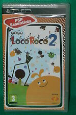 PSP jeu NEUF sous cello scellé LOCO ROCO 2 new sealed PLAYSTATION