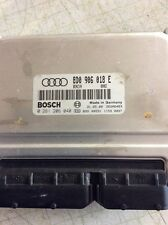 0 261 206 040 8D0906018E Audi Engine Control Unit Ecu 8D0 906 018 E 0261206040