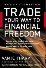 Trade Your Way to Financial Freedom by Van K. Tharp (2006, Hardcover, Revised)