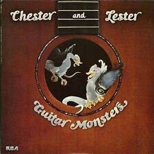 Guitar Monsters by Chet Atkins/Les Paul (CD, 2013, Real Gone)