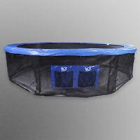6FT 8FT 10FT 12FT 14FT16FT Trampoline Base Skirt Safety Net Enclosure Surround