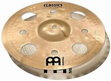 """Meinl Cymbals 12"""" Cymbal Stack Pair w/ Trash Splash and Filter China"""