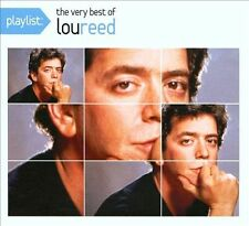 LOU REED - PLAYLIST THE VERY BEST - CD SIGILLATO 2012