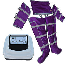 Pressotherapy Air Slimming Detoxification Slimming  Lymphatic Drainage Slim Suit