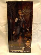 BARBIE THE HUNGER GAMES: CATCHING FIRE KATNISS BLACK LABEL, NEW IN BOX, UNOPENED