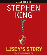 New Audiobook Lisey's Story by Stephen King 16 CD, Unabridged audio sealed